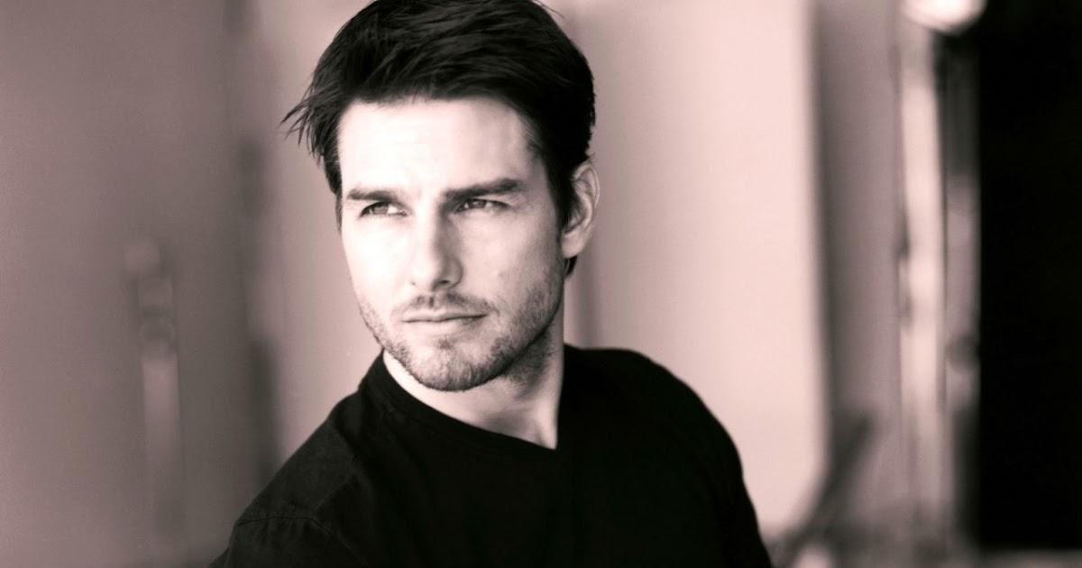 Hombres A La Moda Tom Cruise Entre Zapatos Carteras Y