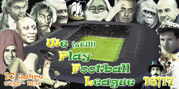 We Play Football League