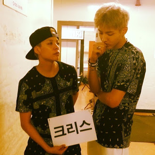 amber , EXO , f(x) , instagram , Kris