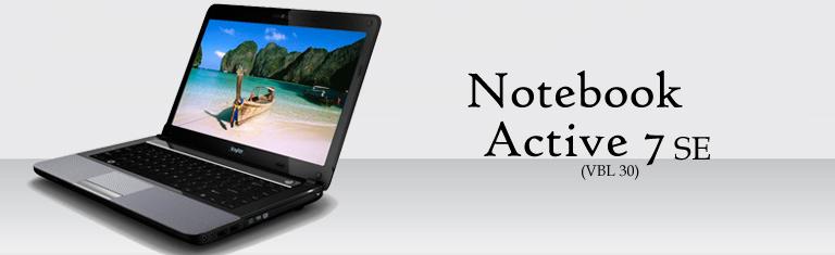 Drivers Notebook Active 7 SE VBL30