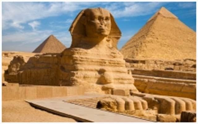 Piramida dan Sphinx