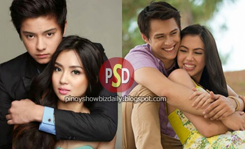 KathNiel, JulQuen sign new contract with ABS-CBN