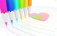 lapis de colorir