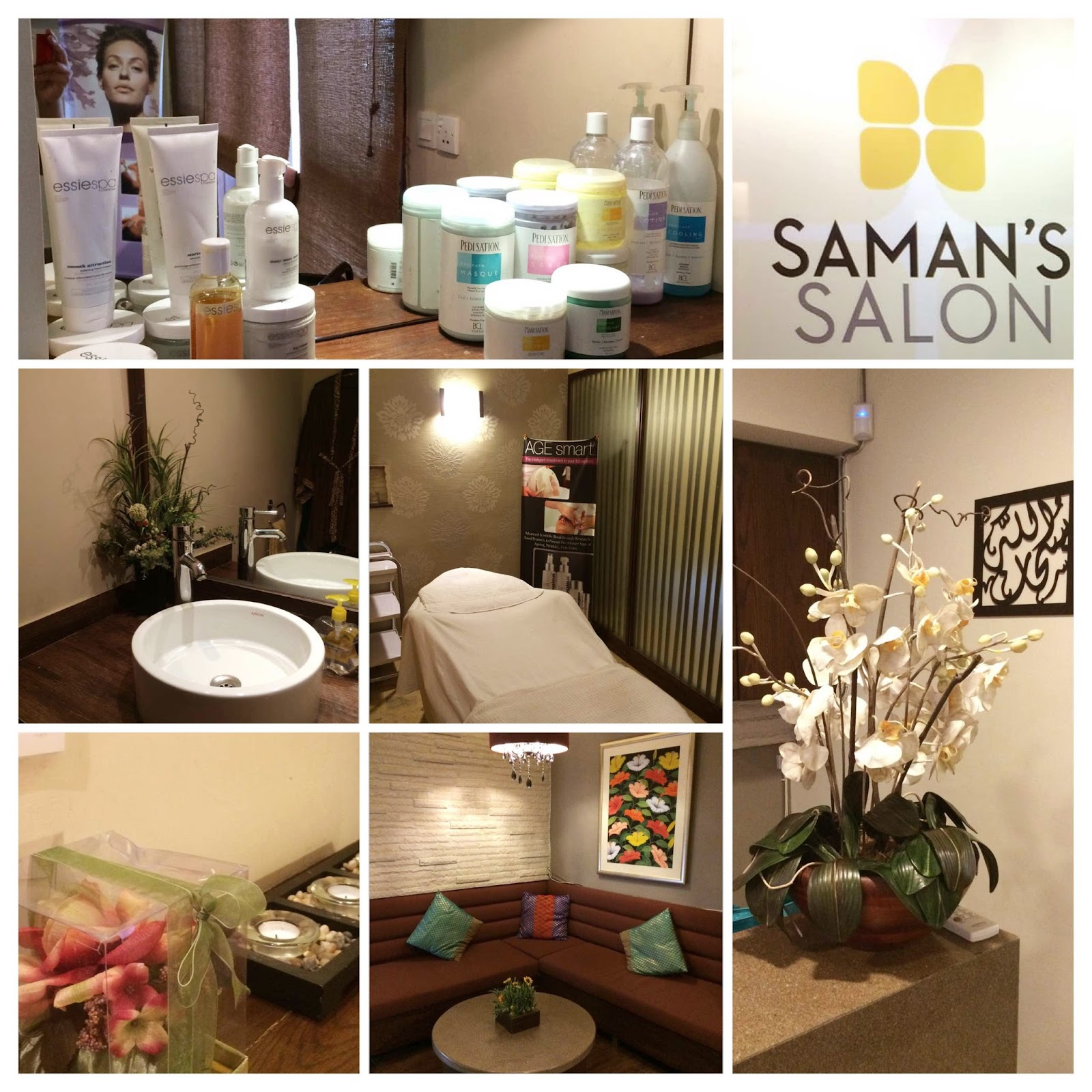 Saman's Salon Clifton