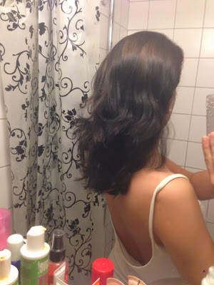 kręcenie włosów bez użycia ciepła
