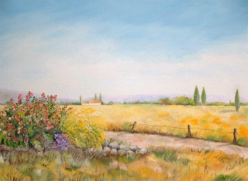 Dipinti su legno e su pietra dipinti ad olio su tela for Dipinti ad olio fiori
