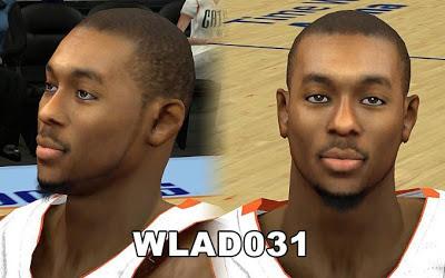 NBA 2K13 Charlotte Bobcats Kemba Walker Cyberface