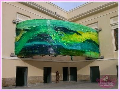Exposição Paintant Stories - Casa Daros