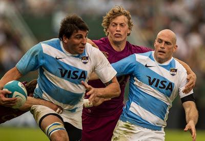 Los Pumas cayeron ante Inglaterra en Salta