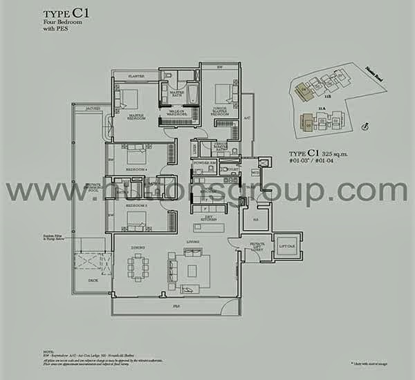 Sage nassim floor plans showflat 65 6100 0877 for Sage floor plan