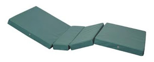 Waterproof hospital bed mattress