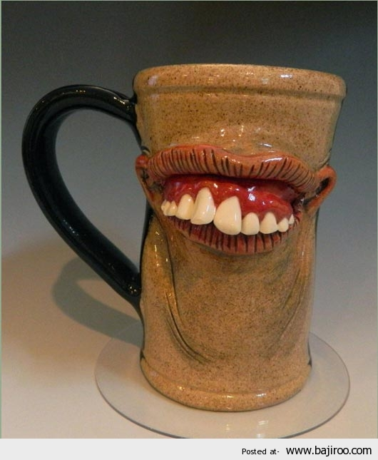 Funny cups and mugs funny world for Funny shaped mugs