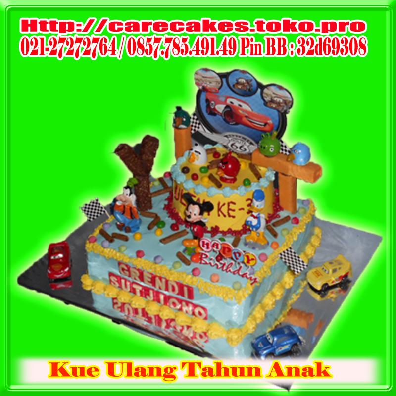 Kue Ulang Tahun Anak anak & Dewasa