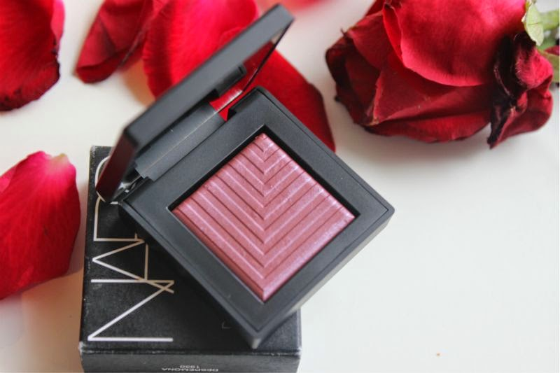 NARS Dual Intensity Eyeshadow in Desdemona