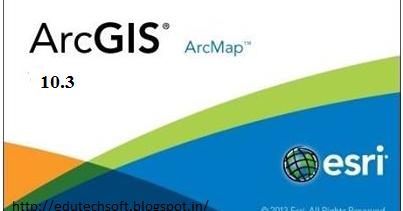 G.I.S Blog (It's all about G.I.S): ArcGIS 10.3 Desktop full crack download