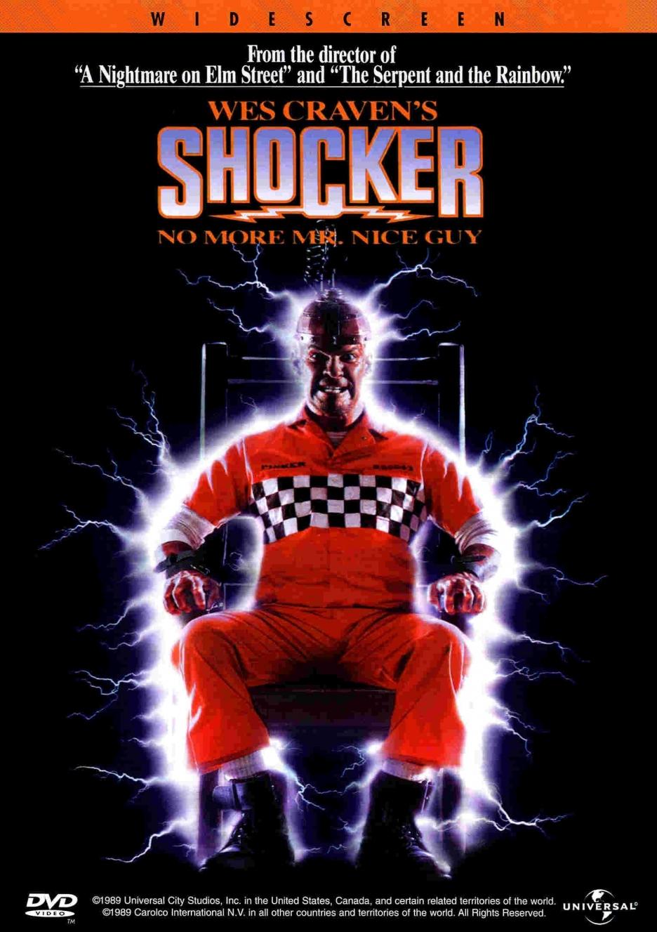 Shocker (1989) - Wes Craven [Dvdrip] [Avi]