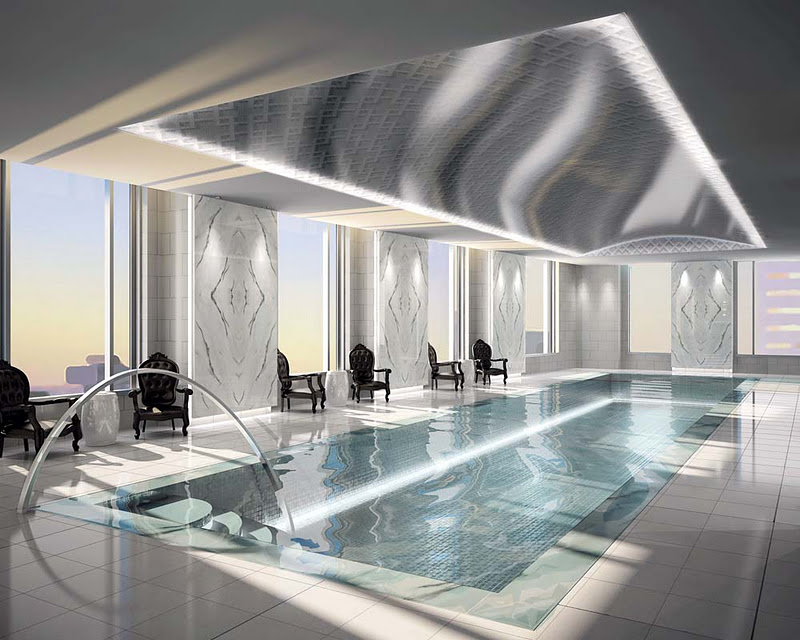 Toronto Grand Prix Tourist A Toronto Blog Quartz Crystal Spa At Trump Toronto Tower A