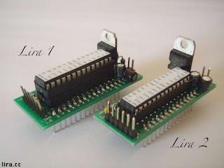Lira Arduino