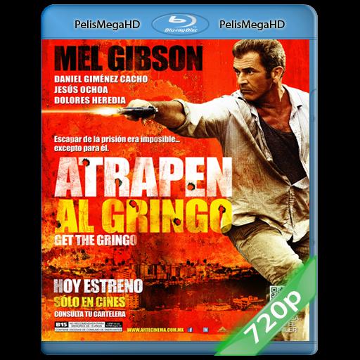 Atrapen Al Gringo (Get The Gringo) (2012) 720P HD MKV ESPAÑOL LATINO