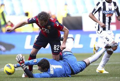 Genoa 3 - 2 Udinese (2)
