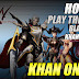 Khan Online Philippines, How To Play The Game, Blaze Khan