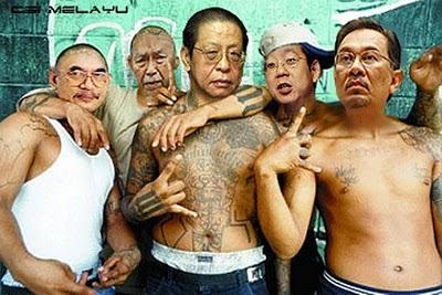 Pakatan Taiko Di Johor?!