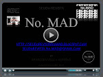 """No.MAD"" 2012"