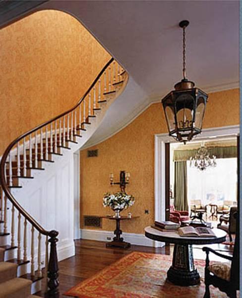 Large Lantern Chandelier Foyer : Beautiful abodes september