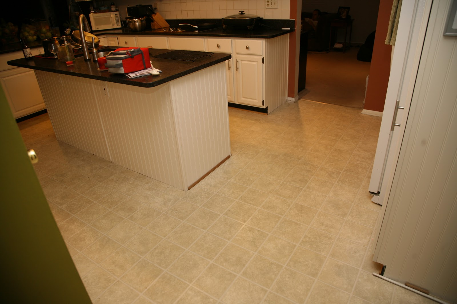 Shutter mug new kitchen floors for Kitchen flooring