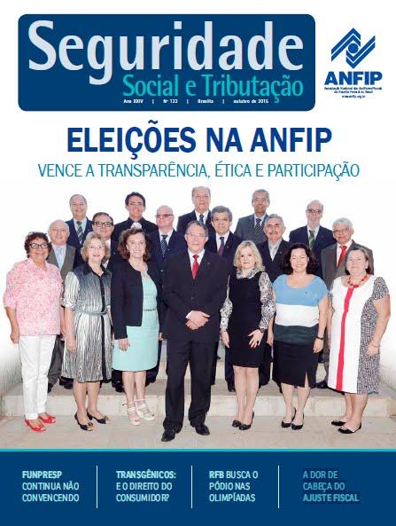 ╔ Revista ANFIP – Outubro - 2015 ╝