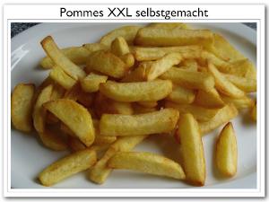 Pommes XXL