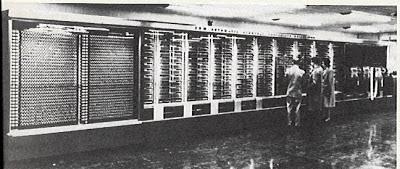 Komputer Generasi Pertama Mark I