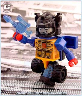 hasbro Kre-O Transformers Kreon Micro Changers Nightbeat トランスフォーマー クレオ