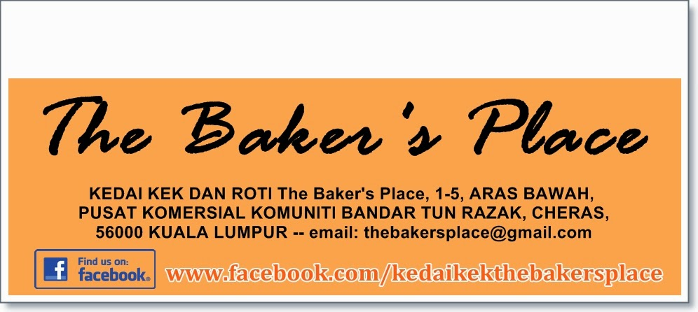 kedai roti dan kek