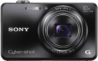 Sony Cyber-shot DSC-WX150 Black