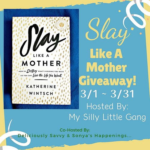 Slay Like A Mother Book Giveaway
