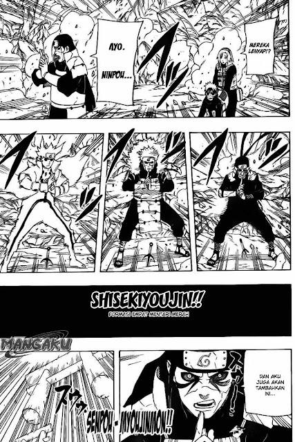 Komik Naruto 631 Bahasa Indonesia halaman 8