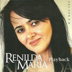 Renilda Maria - É A Sua Vez 2011 PlayBack