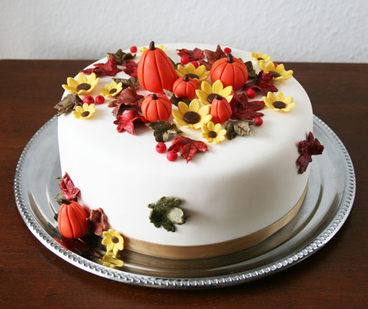 Autumn Decorated Cakes5