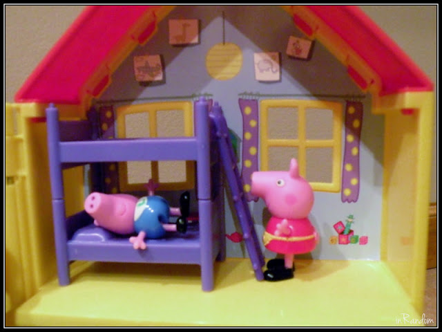 Peppa and George room