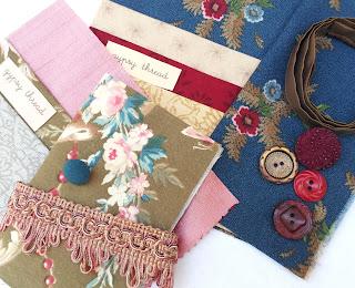 Gypsy Thread Tea Wallets