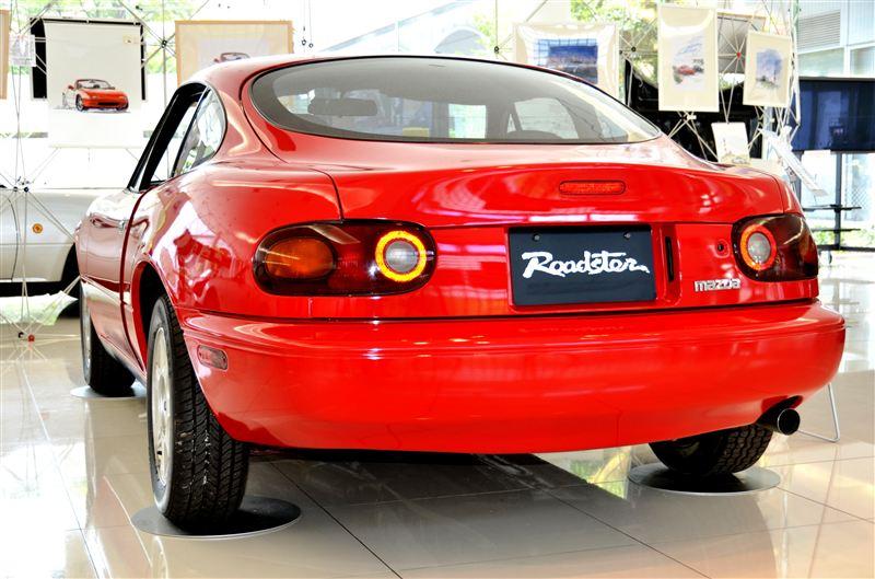 Mazda roadster coupe, prototypy z lat 90
