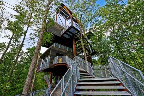 Sustainability Treehouse, Rumah Pohon Pramuka Paling Keren