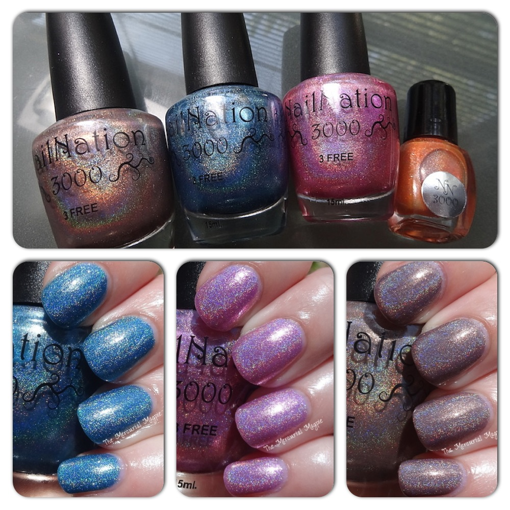 NailNation 3000 The Mercurial Magpie, Pointless Cafe & Linnea ...