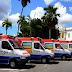 Governo do Estado amplia em 280% o número de ambulâncias do Samu na Paraíba