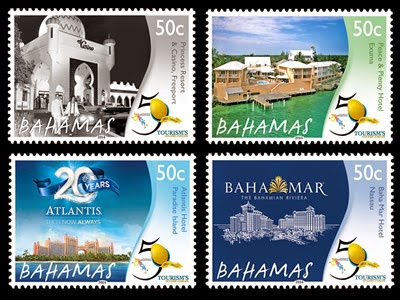 The Bahamas - 50th Anniversary of the Ministry of Tourism