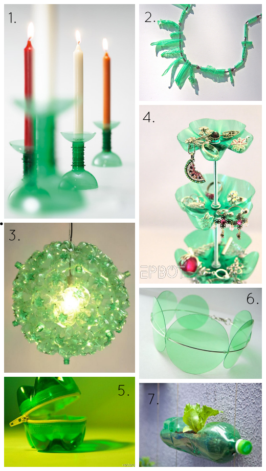 Upcycle re dewing it the refab diaries for Plastic soda bottle crafts