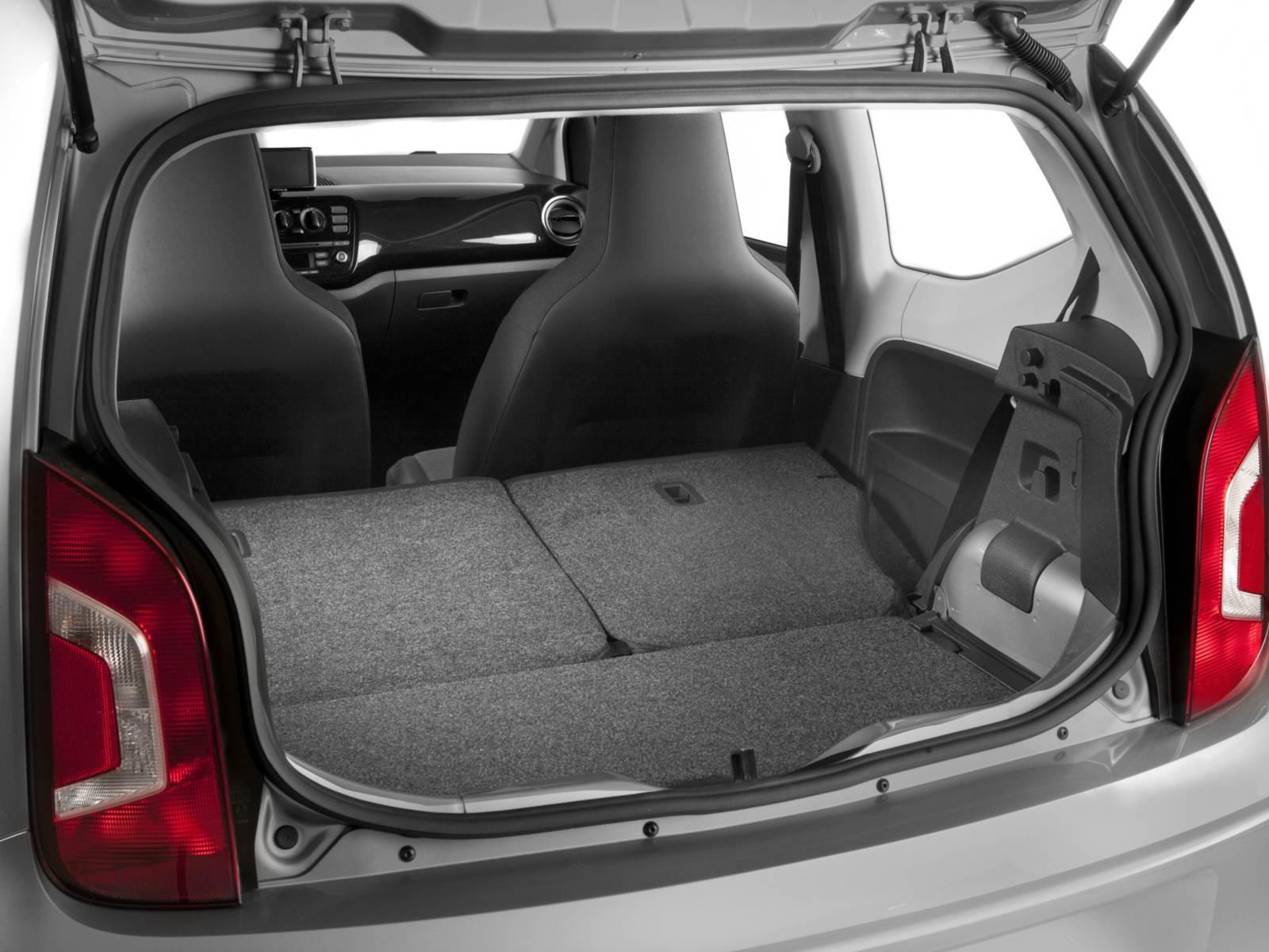 Novo Volkswagen up! 2 portas - Brasil - interior