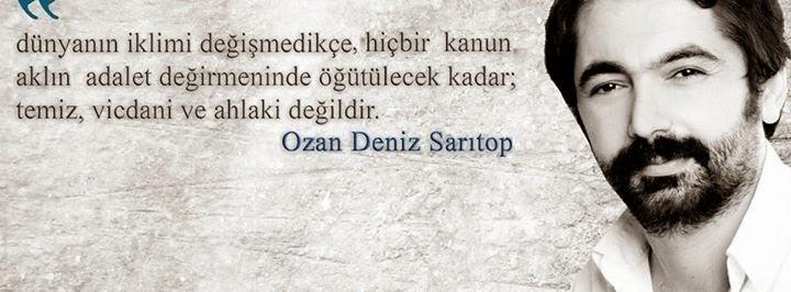 ozandeniz - Kürt Filozof Ozan Deniz Sarıtop Sözleri