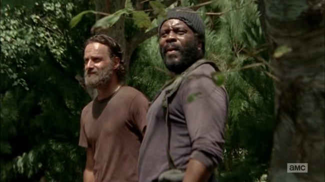 The Walking Dead - Capitulo 09 - Temporada 5 - Español Latino - 5x09